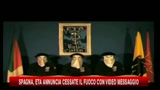 05/09/2010 - Spagna, Eta annuncia cessate il fuoco con video messaggio