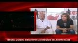 Venezia, Ligabue: disagio per le condizioni del nostro paese