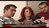 06/09/2010 - L'appello della madre di Sarah Scazzi a Napolitano