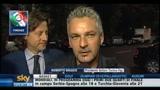 Nazionale, Baggio: squadra che deve crescere