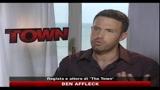 Venezia, intervista Ben Afflek