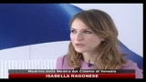 Venezia 2010, intervista alla madrina Isabella Ragonese