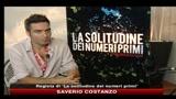 09/09/2010 - Venezia 2010, La solitudine dei numeri primi parla Saverio Costanzo