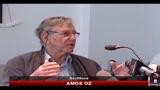 Amos Oz i miei racconti sono enigmatici come la vita