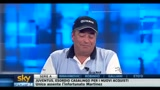 10/09/2010 - Golf, Costantino Rocca a Sky Sport24