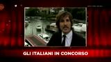 Venezia: gli italiani in concorso