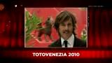 Venezia 2010: i pronostici