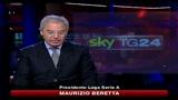 Sciopero calciatori, Beretta: è una guerra preventiva