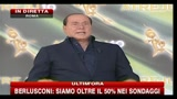5- Berlusconi: Stiamo uscendo bene dalla crisi mondiale