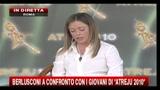 2- Berlusconi: Il Pdl esiste perchè non è un partito, ma un popolo