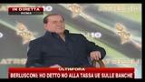 6- Berlusconi: Intendevo Forza italia come paese, non c'era nessun rifermento nostalgico