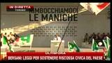 13 - Bersani: Nuovo Ulivo per un'alleanza affidabile