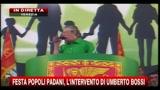 Bossi: Caro Fini la Padania esiste