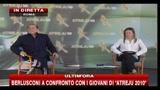 9- Berlusconi: Dobbiamo riorganizzare il partito