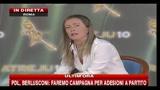 10- Berlusconi: I condannati non saranno ricandidati se lo decide il partito