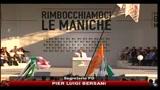 Bersani, si a governo transizione per legge elettorale