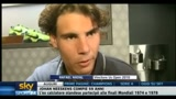 15/09/2010 - Tennis, Nadal: E' un momento unico