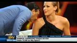 16/09/2010 - Federica Pellegrini e Luca Marin insieme in tv