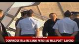 Aereo Berlusconi, atterraggio di emergenza a Linate