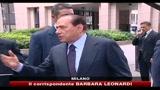 Linate, atterraggio d'emergenza per l'aereo di Berlusconi