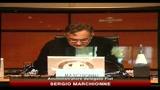 16/09/2010 - Marchionne: tra Fiat e Chrysler alleanza a vantaggio reciproco