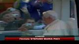 19/09/2010 - Ultimo giorno in Gran Bretagna per Benedetto XVI
