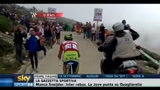 Ciclismo, Vincenzo Nibali alla Vuelta