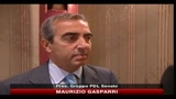 Caso Cosentino, intervista a Gasparri e Di Pietro