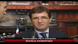 Nicola Cosentino: intercettazioni irrilevanti