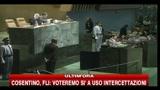22/09/2010 - Onu, Frattini, su tassa transazioni finanziarie non vedo le condizioni