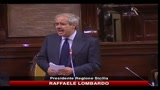Intervento Raffaele Lombardo