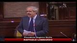 Intervento Raffaele Lombardo
