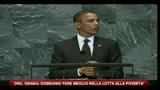 23/09/2010 - Onu, Obama, dobbiamo fare meglio nella lotta alla povertà