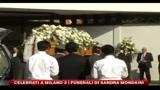 23/09/2010 - Celebrati a Milano 2 i funerali di Sandra Mondaini