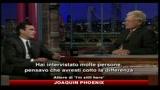 23/09/2010 - Letterman Show Phoenix si scusa per beffa I'm still here