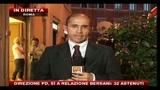 Direzione Pd, sì alla relazione Bersani: 32 astenuti