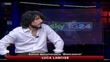 24/09/2010 - Biancaneve, documentario inchiesta su consumo di cocaina in Italia, parla l'autore Luca Lancise