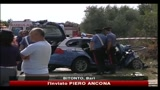 Incidente a Bitonto, muoiono 2 agenti e una ragazza