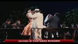Los Angeles, Placido Domingo è Pablo Neruda ne Il Postino