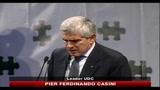Casini: Berlusconi e Fini non sprechino energie sui dossier