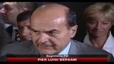 Bersani: Berlusconi dica la verità in Parlamento e si dimetta