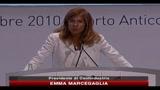 25/09/2010 - Crisi, Marcegaglia: vogliamo patto sociale per le riforme