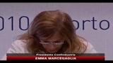25/09/2010 - Marcegaglia: il governo vada avanti, pazienza sta finendo
