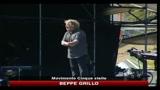 Beppe Grillo: basta partiti