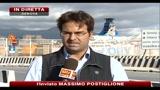 Auto in mare nel porto, morti due turisti stranieri