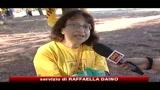 26/09/2010 - Roma, volontari al lavoro per riulire parchi trasformati in discariche