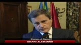 Alemanno risponde alla battuta di Bossi