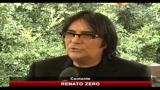 Musica, Renato Zero il 30 settembre compirà 60 anni