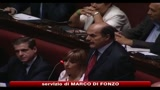 Bersani camere dicano se tutti sono uguali davanti alla legge