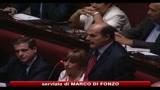 28/09/2010 - Bersani camere dicano se tutti sono uguali davanti alla legge